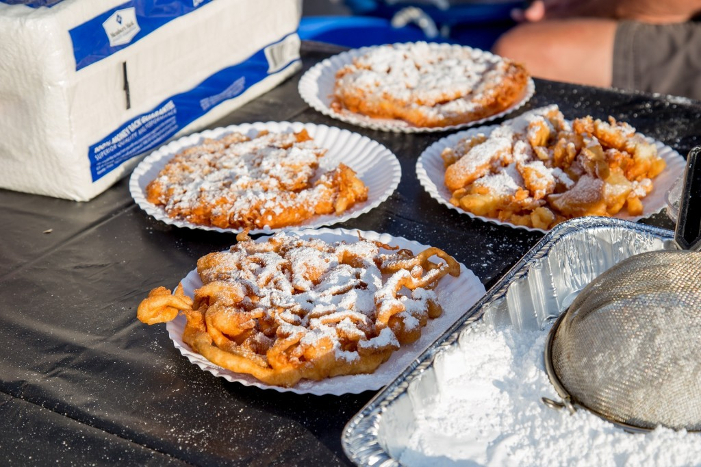 Funnel cake is just the beginning of the delicious fried foods you can find at the Texas State Fair.